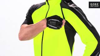 PHANTOM 2.0 WINDSTOPPER® Soft Shell Jacke von GORE BIKE WEAR®