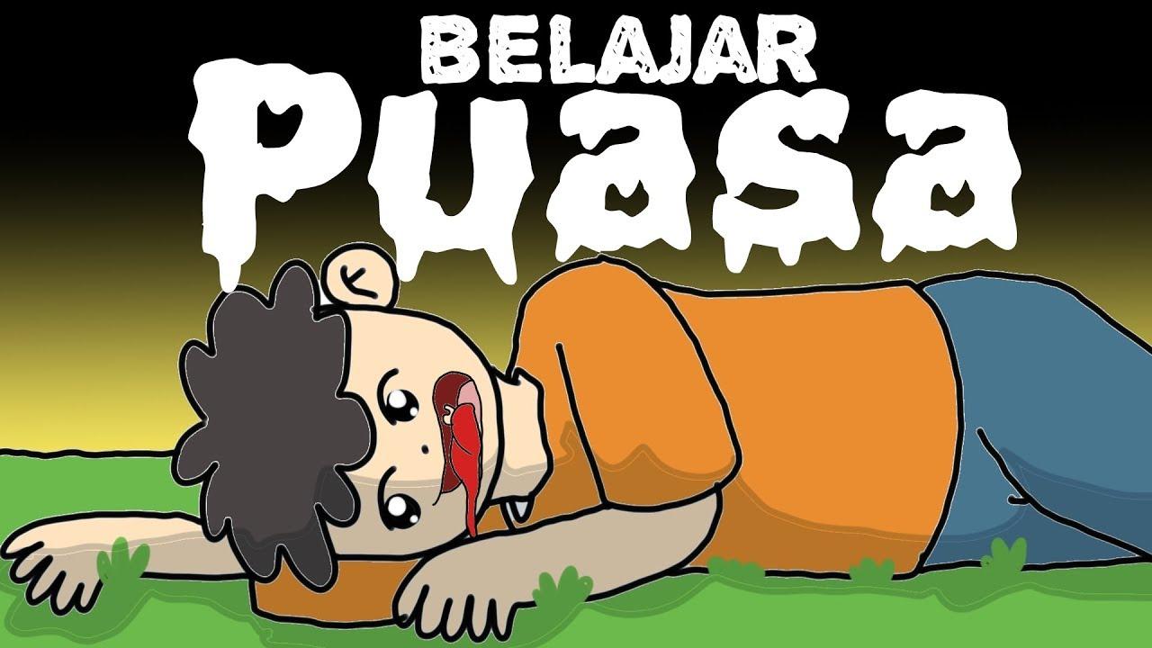 ANIMASI RAMADHAN Belajar Puasa Wowo Dan Teman Teman Animasi Indonesia Kartun Horor