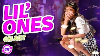 Top 10 Best Kid Golden Buzzers On America S Got Talent MP3