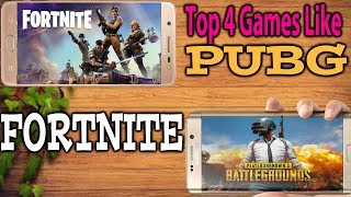 How to download top 4 games like PUBG AND FORTNITE!!!!!