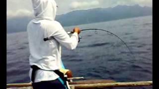Pinoy Anglers Laiya Tourney - Reelin