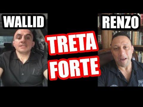 TRETA WALLID ISMAIL X RENZO GRACIE