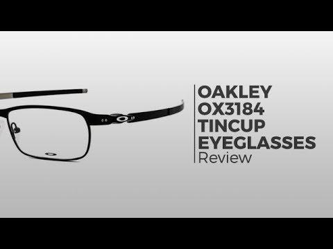 54b3185fed Oakley OX3184 TINCUP Eyeglasses