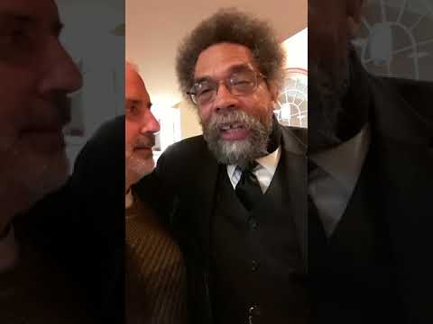 Cornel West on the Importance of Living the Socratic Way