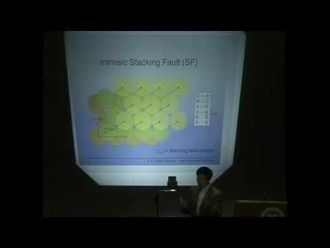 A Mathematical Theory of Solids-from Atomic to Macroscopic Scales - Weinan E