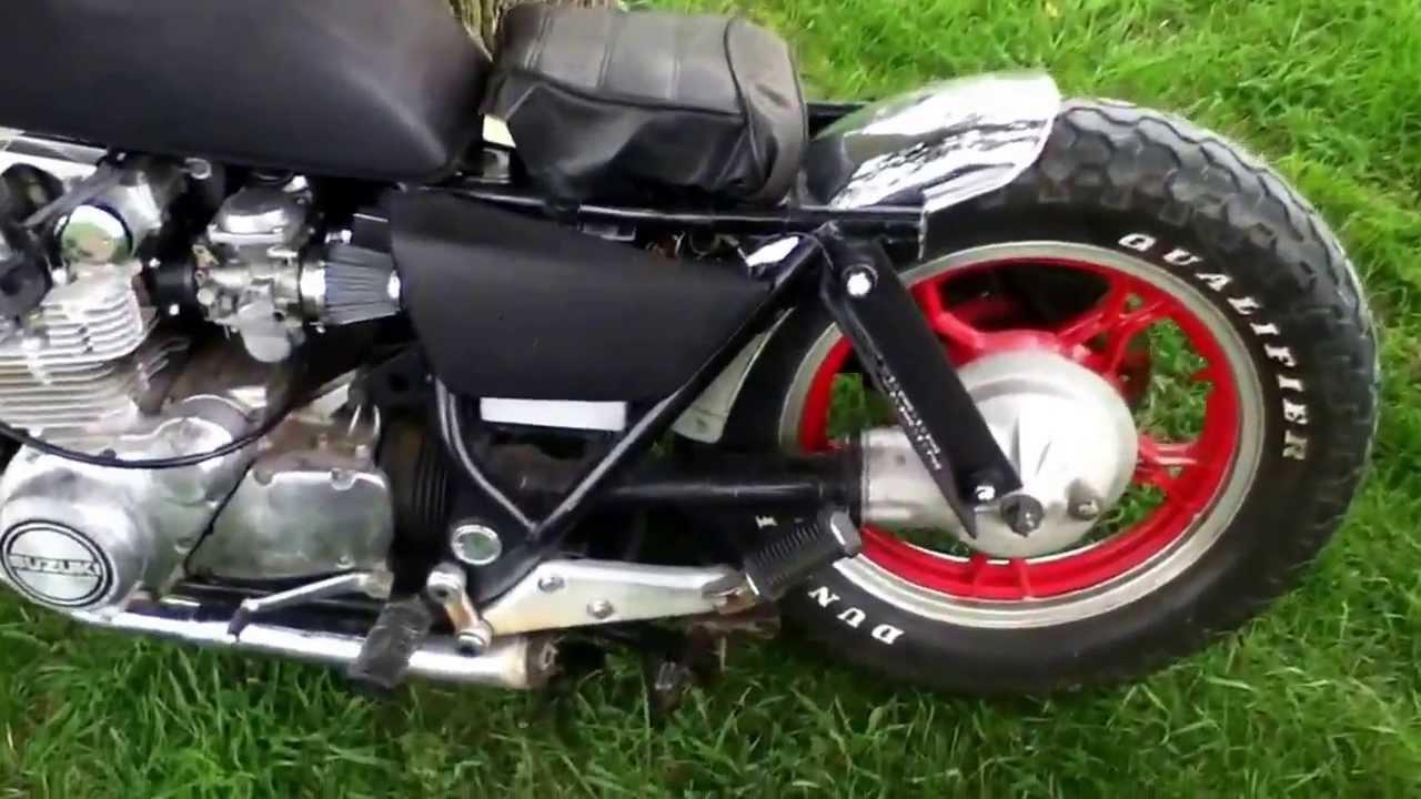 1982 suzuki gs 650 bobber parts | sugakiya motor