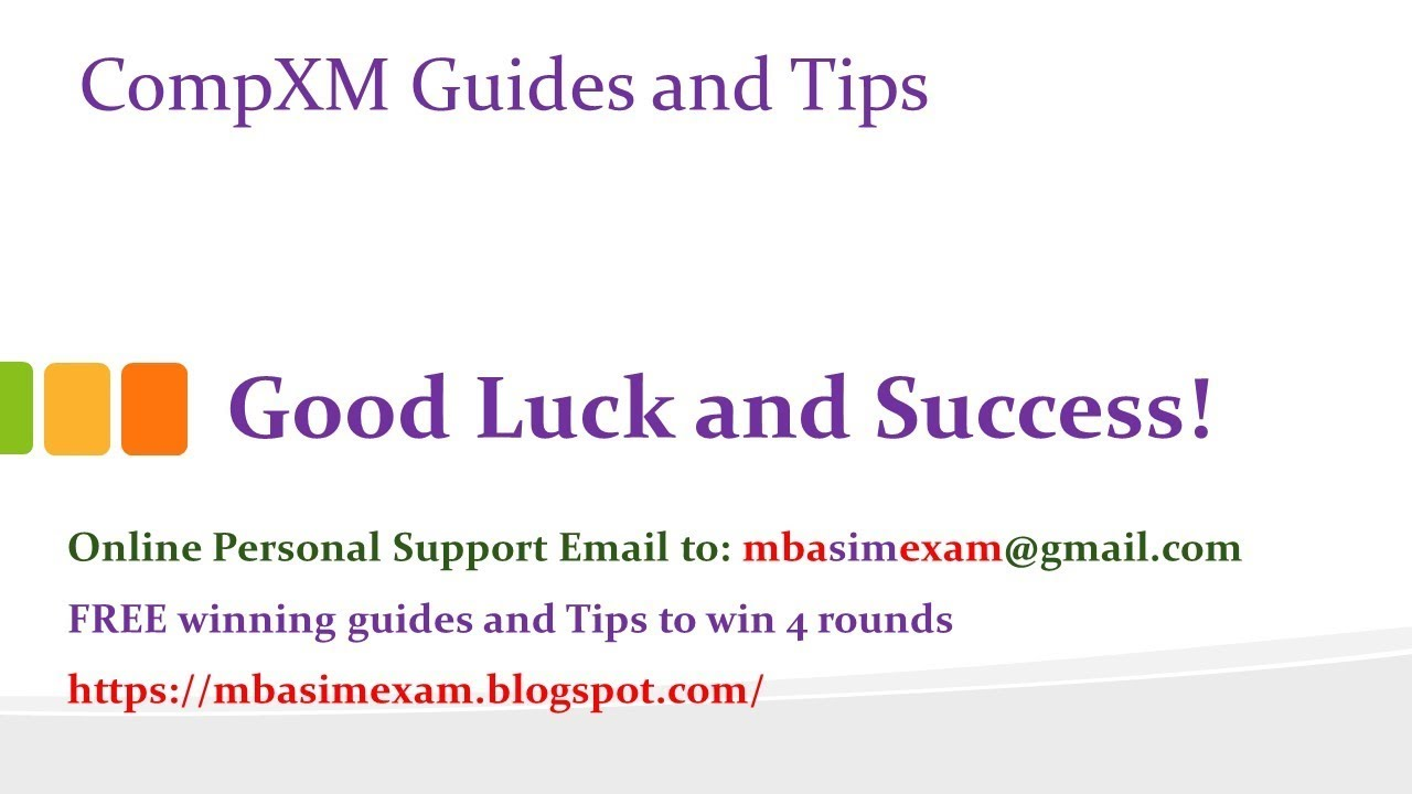 capsim comp xm answers Home / study / business / finance / finance questions and answers / you may need to refer to the comp-xm inquirer to find information relating to the following  question : you may need to refer to the comp-xm inquirer to find information relating to the following quest.