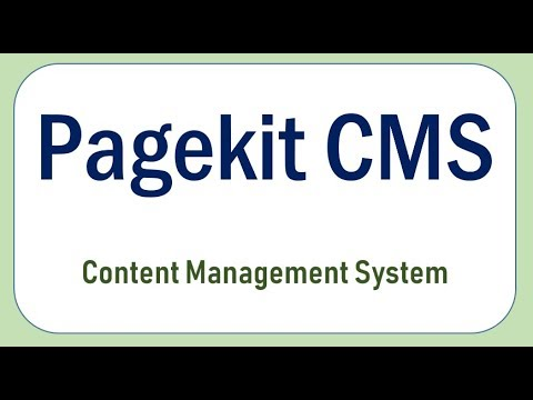 how to install #pagekit centos 7  (CMS)