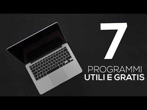 7 Programmi UTILI e GRATIS che (forse) NON CONOSCI!