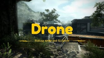 Black Ops 2 Drone Hiding Spots and Glitches