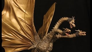 X-Plus 25cm King Ghidorah 1968