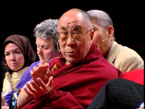 InterSpiritual Discussion with His Holiness the Dalai Lama and Desmond Tutu: A.M. Session Part 2