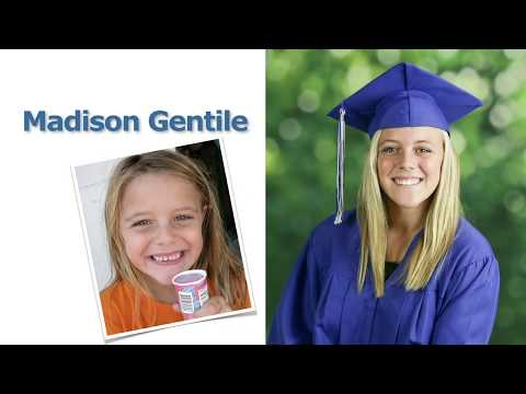 Madison Gentile - Class of 2017 - Clearwater Academy Int - Private School