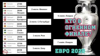 Чемпионат Европы по футболу EURO 2020 Результаты Расписание Сетка Италия Англия