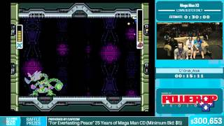 Mega Man X3 by Crak_Atak in 26:36 - Summer Games Done Quick 2015 - Part 54