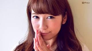 【衝撃】実は容姿とギャップがヤバすぎる美女たち!井尻晏菜のすっぴん...