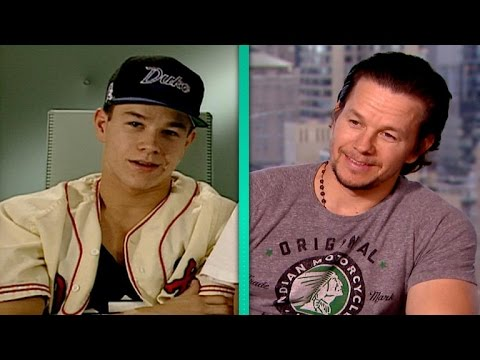 Flashback: Mark Wahlberg Chats About His '92 Sex Symbol Status