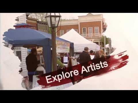 2015 Downtown Business Group Art Walks