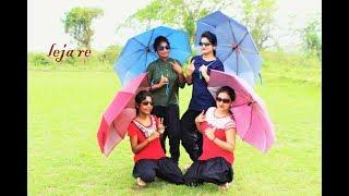 Leja Re/Dhvani Bhanushali/Easy dance steps/Soumi's choreography