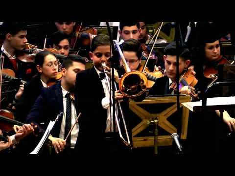 Orchestra simfonica DINU LIPATTI - Concertino in stil classic