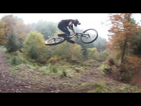 MTB - TRISCOMBE BABY - Joel Anderson - blast from the past