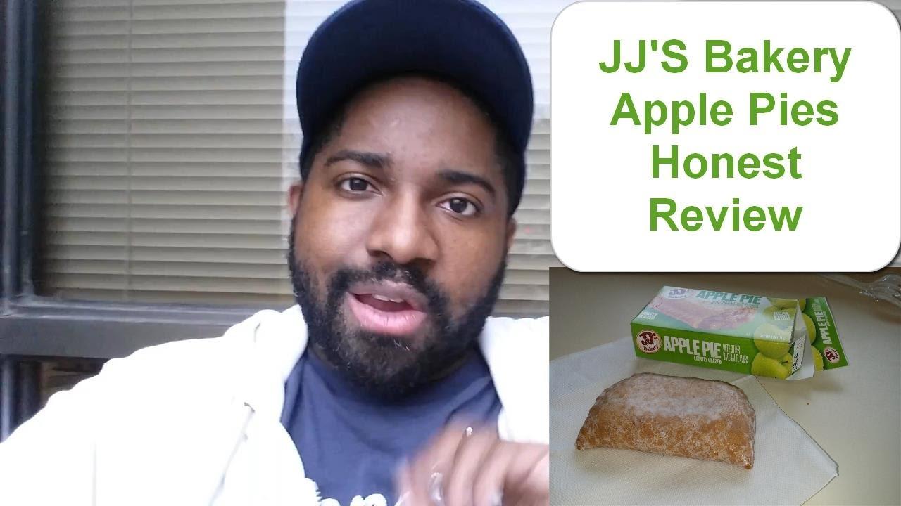 JJs Bakery Apple Pie Review
