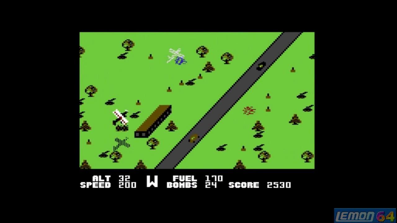 Blue Max - C64 - A Playguide and Review - by LemonAmiga com