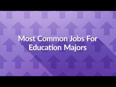 12 Jobs For Education Majors | The University Network