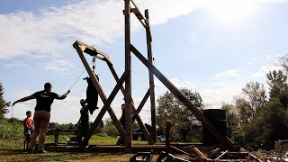 We're Not Catapulting The Pig