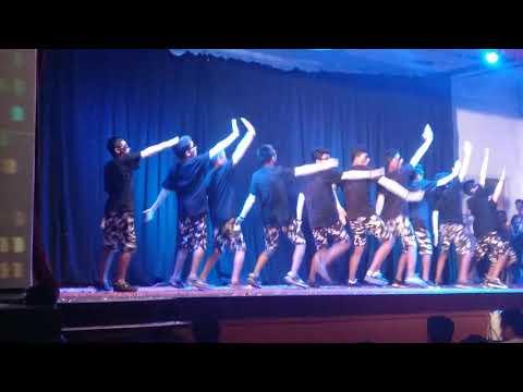 Budhanilkantha school NILGIRI HOUSE MODERN DANCE 2018