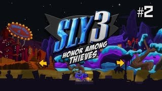 Twitch Livestream   Sly 3: Honor Among Thieves Part 2 [PS2/PS3]