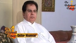 Rare & Exclusive Interview Of Legendary Actor Dilip Kumar
