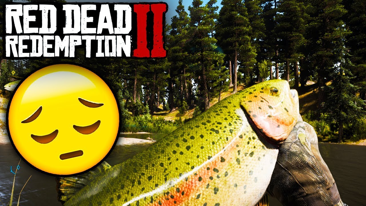 Red Dead Redemption 2 - TERRIBLE NEWS FOR RDR2 FISHING! LATEST RDR2 LEAK CONFIRMS SWIMMING! (RDR2)