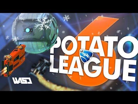 POTATO LEAGUE #6 | Rocket League Funny Moments & Fails thumbnail