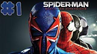 Spider-Man: Shattered Dimensions - Walkthrough - Part 1 - Tutorial (PC) [HD]