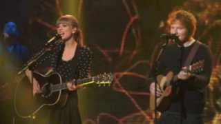 Taylor Swift - Everything Has Changed ft. Ed Sheeran Live (Britain's Got Talent 2013 Audio Only)