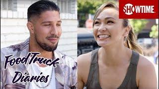 Michelle Waterson | Food Truck Diaries | BELOW THE BELT with Brendan Schaub
