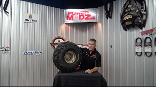 A quick look at Kenda Bearclaw tires, PowerModz!