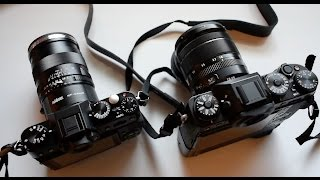 Angry Photographer: REALISTIC comparisons between the Fuji X-T1 & X-T10