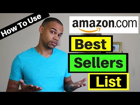 how-to-use-the-amazon-best-sellers-list
