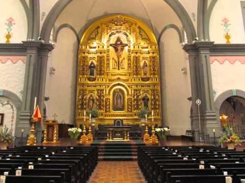 John Alexander Singers at Mission Basilica San Juan Capistrano