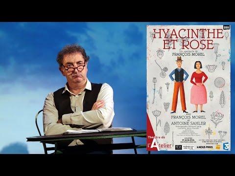 Interview François Morel au Théâtre Historique de Pézenas