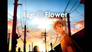 Fire Flower - Instrumental Off Vocal Karaoke - Len / MP3 download + Romaji