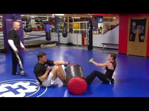 Boxer Sit-ups
