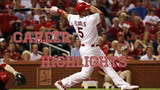 Albert Pujols Career Highlights