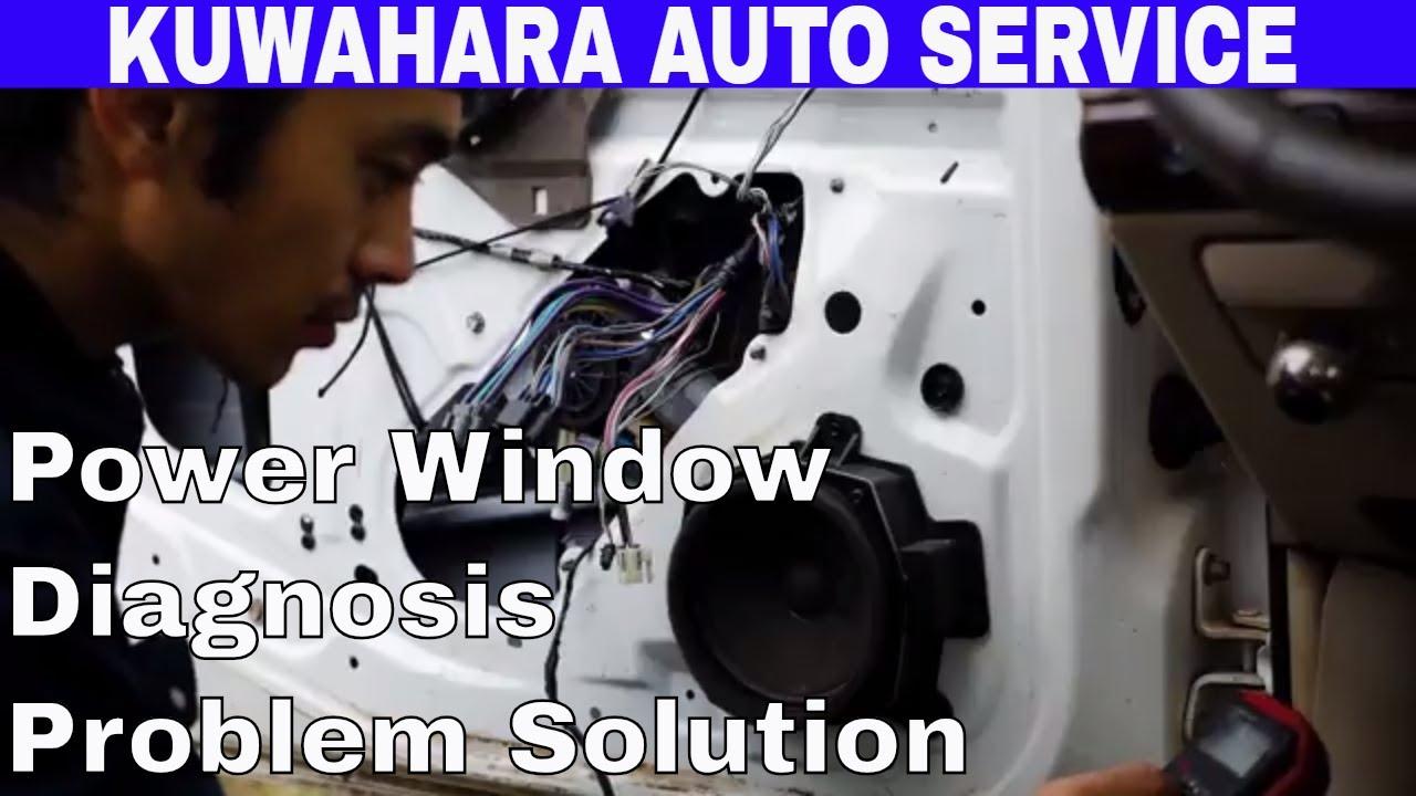 2005 Chevrolet Malibu Window Problems And Solution