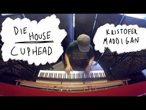 Die House Mr  King Dice Theme Cuphead  Kristofer Maddigan  Piano Joe