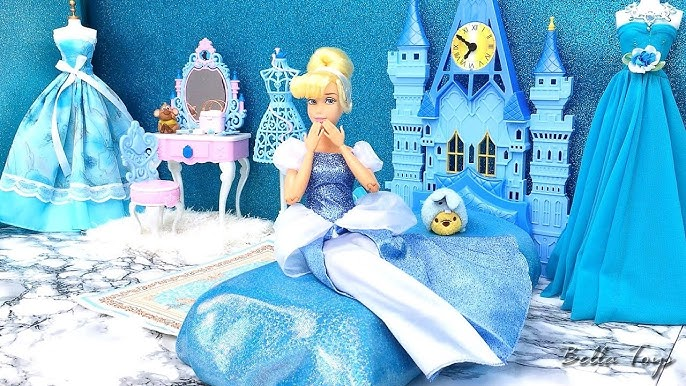 ????Princess bedroom for Cinderella Disney????Room setup & decor ????