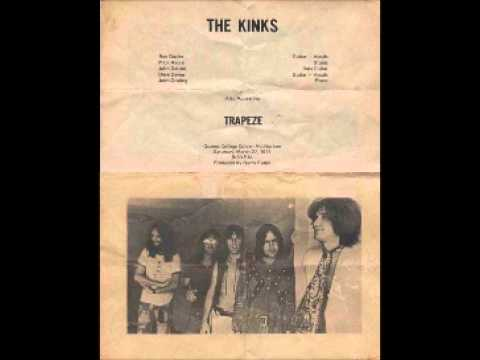 Give my Love To Rose-Kinks (Live 1971, Johnny Cash cover)