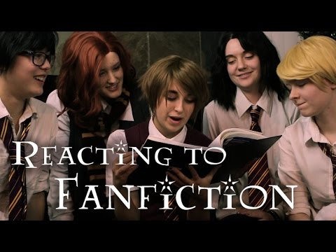 The Marauders React To Fanfiction